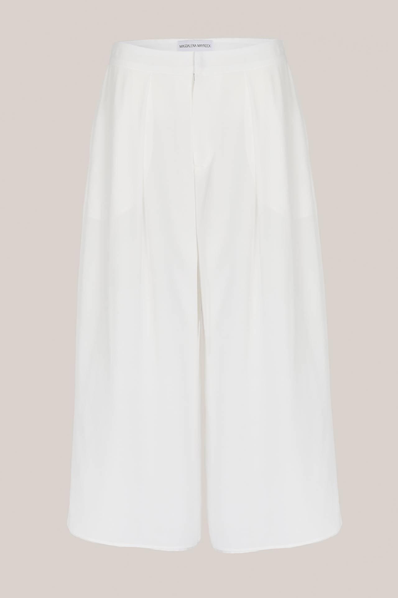 Culottes White Vorderansicht