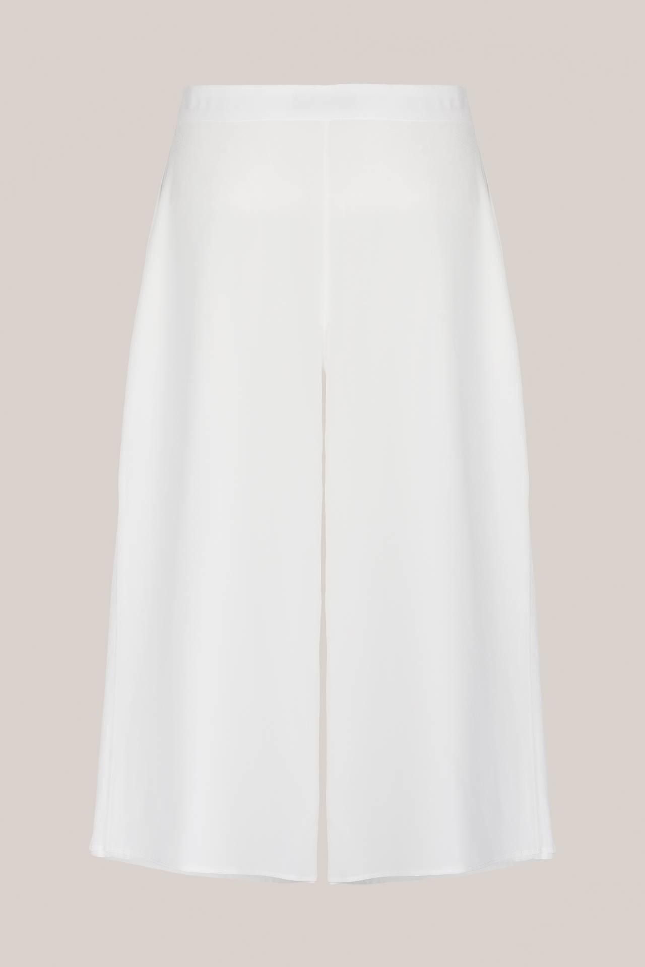Culottes White Rückansicht