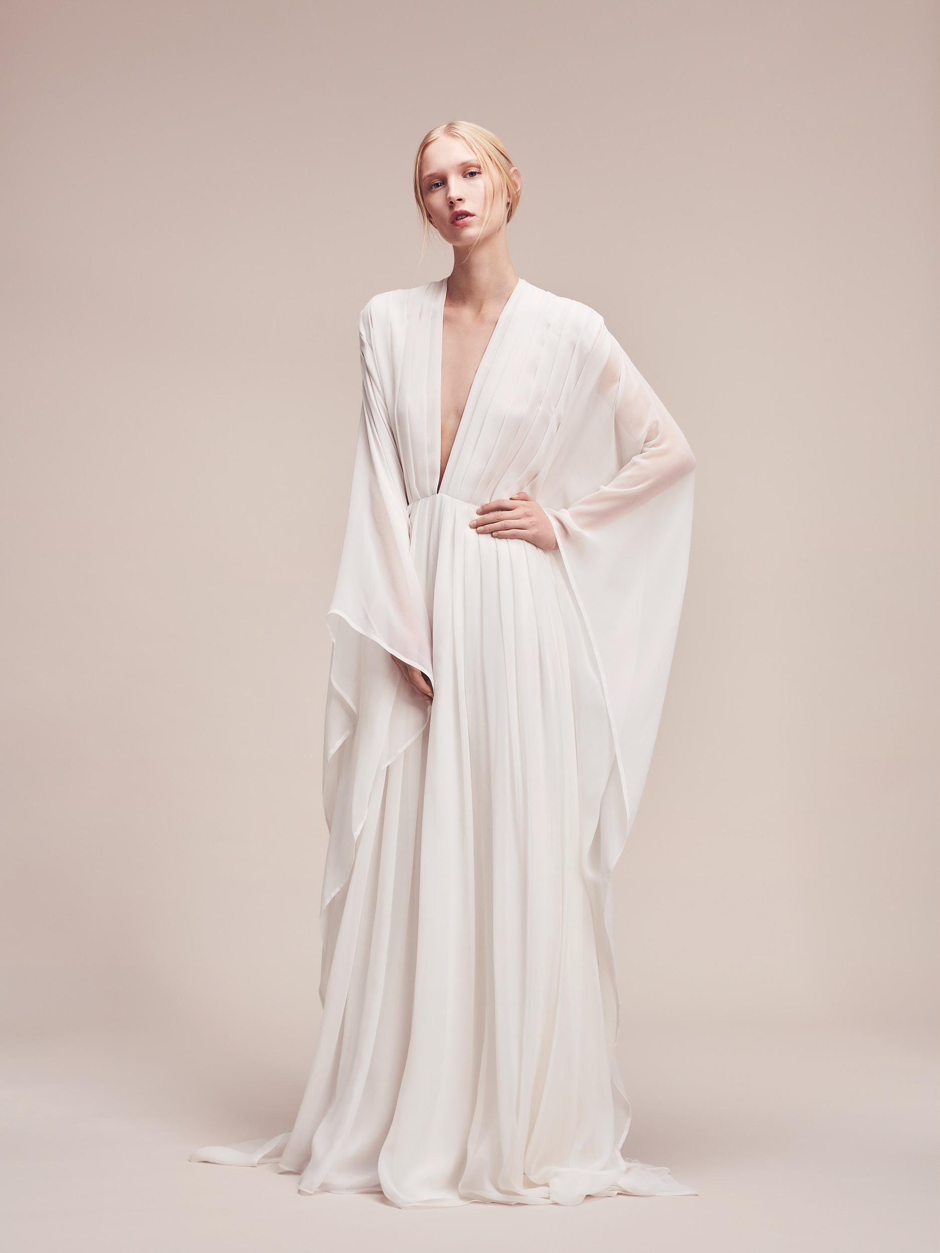 Bridal Tulle Dress Chloé by Magdalena Mayrock Berlin.