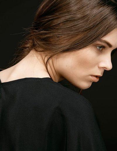 Back Detail Silk Jumpsuit Lou