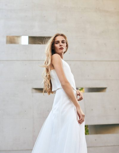 Modern Bridal Look by Magdalena Mayrock Berlin