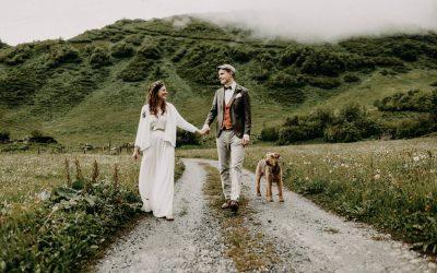 Wie es ist kurzfristig eine Hochzeit in der Schweiz, mitten im Corona Lockdown, neu zu organisieren – erfahrt ihr im Interview mit unserer Braut Theresa