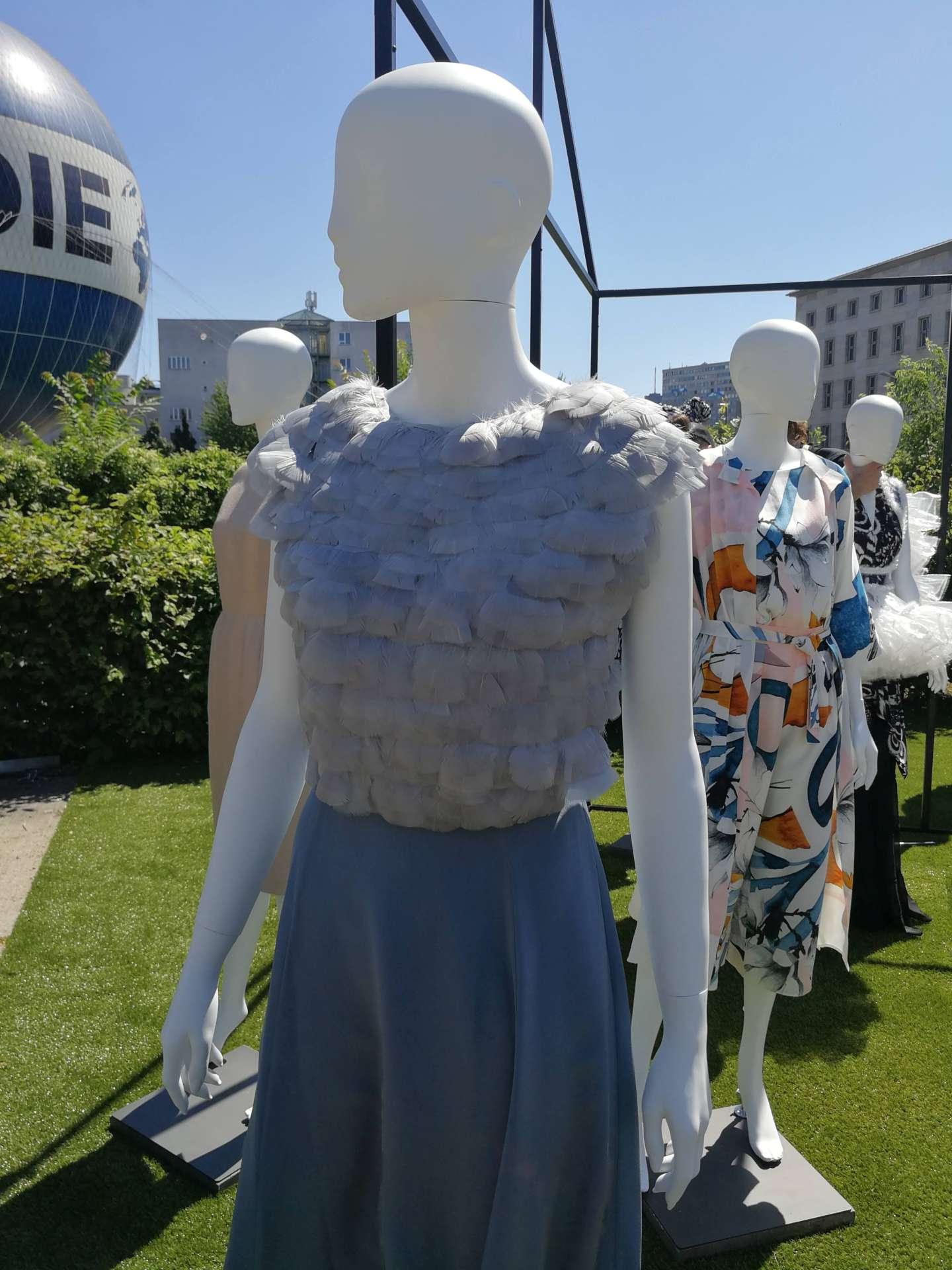 Bridal Tulle Dress Chloé by Magdalena Mayrock Berlin.