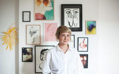 Interview mit der Berliner Illustratorin Ekaterina Koroleva